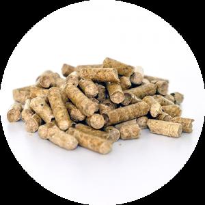 6mm wood pellet